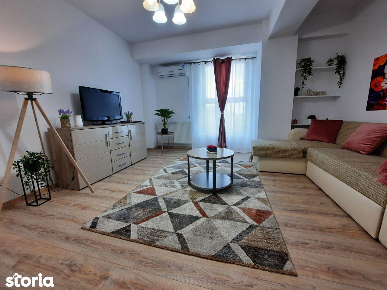 Regim Hotelier, Bloc nou zona Lipovei, 2 camere amenajat lux