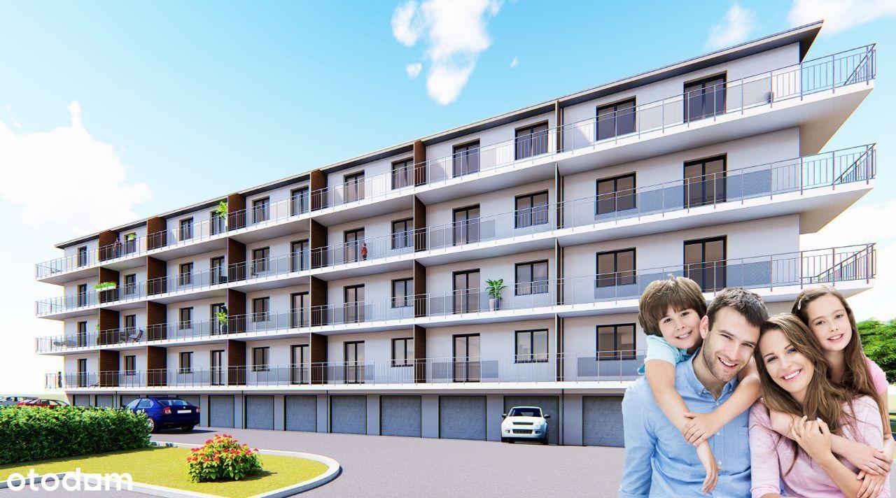 Przystań Franciszka | nowe mieszkania