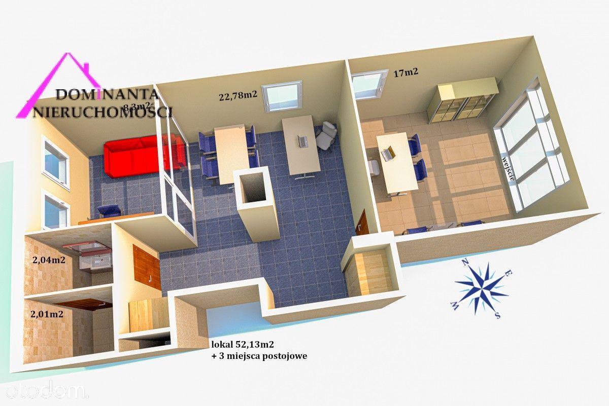 Lokal na biuro/gabinety lekarskie/bank/notariusz