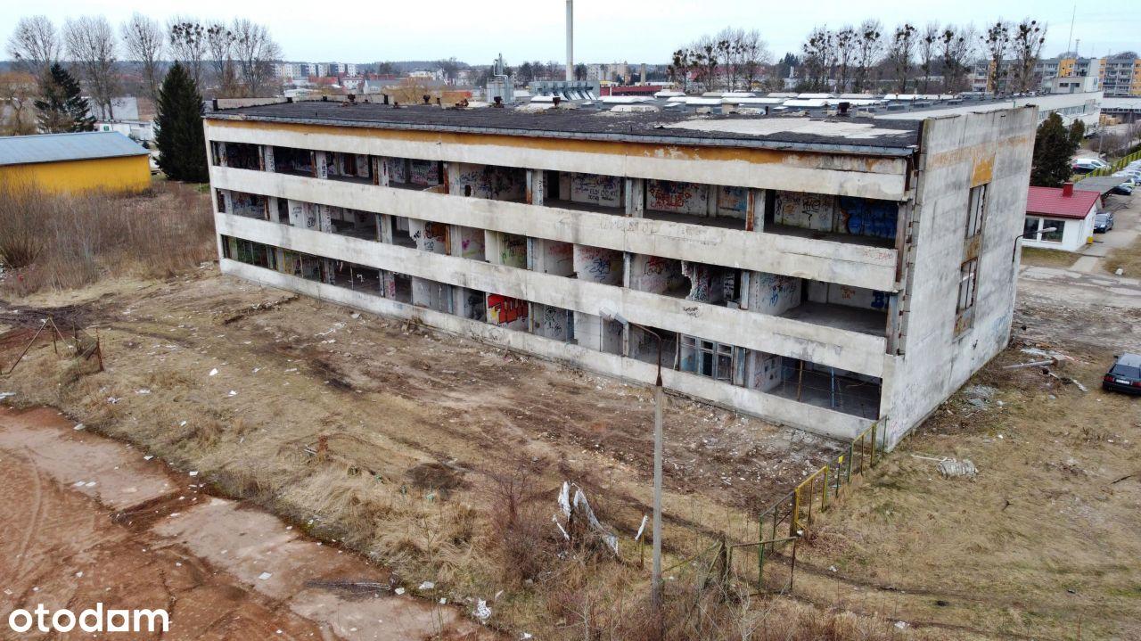 Budynek biurowo-usługowy w Szczytnie