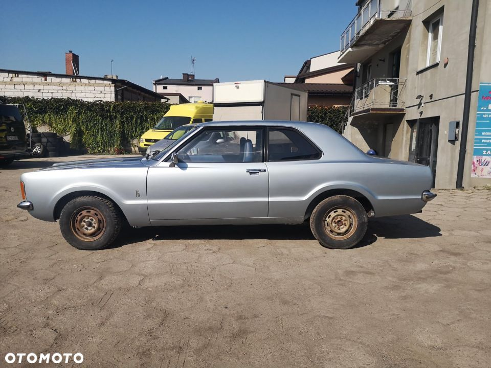 Ford Taunus 1600L coupe - 10