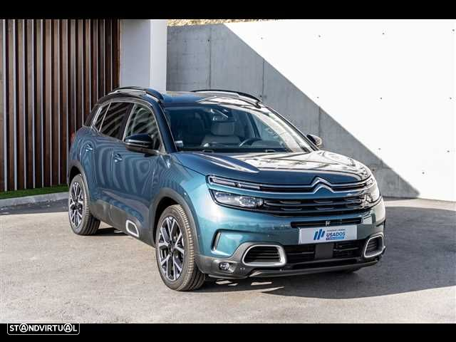 Citroën C5 Aircross 2.0 BlueHDi Shine EAT8 - 13