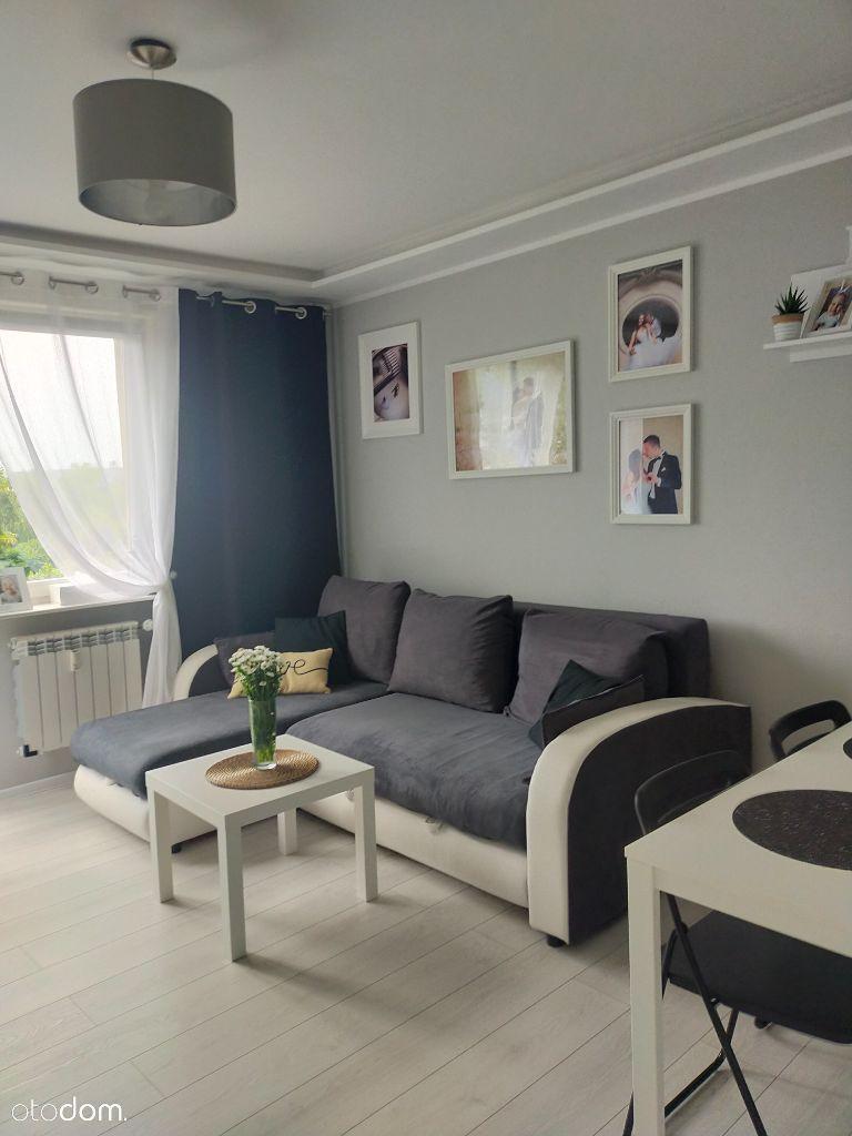 Wyposażone mieszkanie po generalnym remoncie