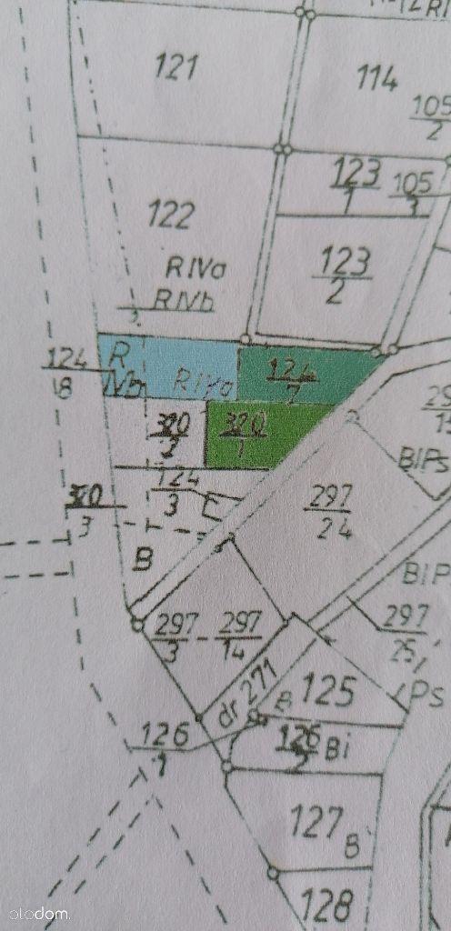 Sprzedam działki budowlane położone w Szymocinie