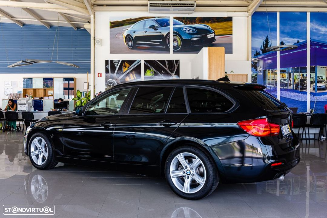 BMW 318 d Touring Ultimate Auto - 3