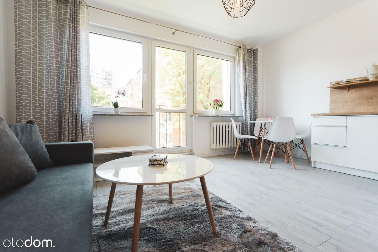 Zawadzkiego - 3 pokoje - niski blok