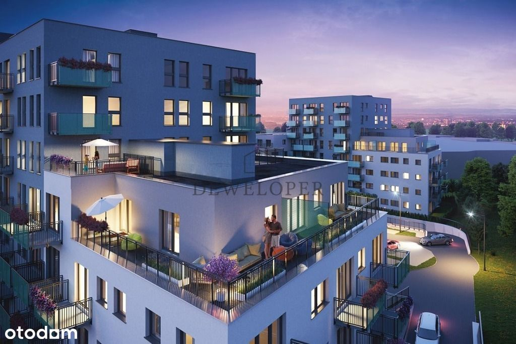 Smart apartament - nowe osiedle - 0%