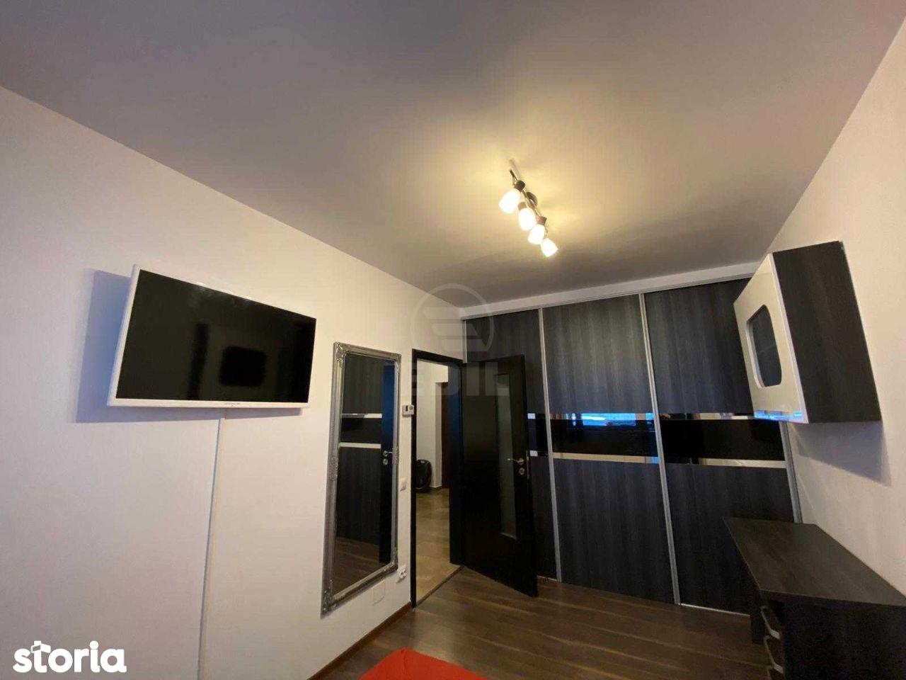 Apartament cu 1 camera de vanzare in cartierul Manastur