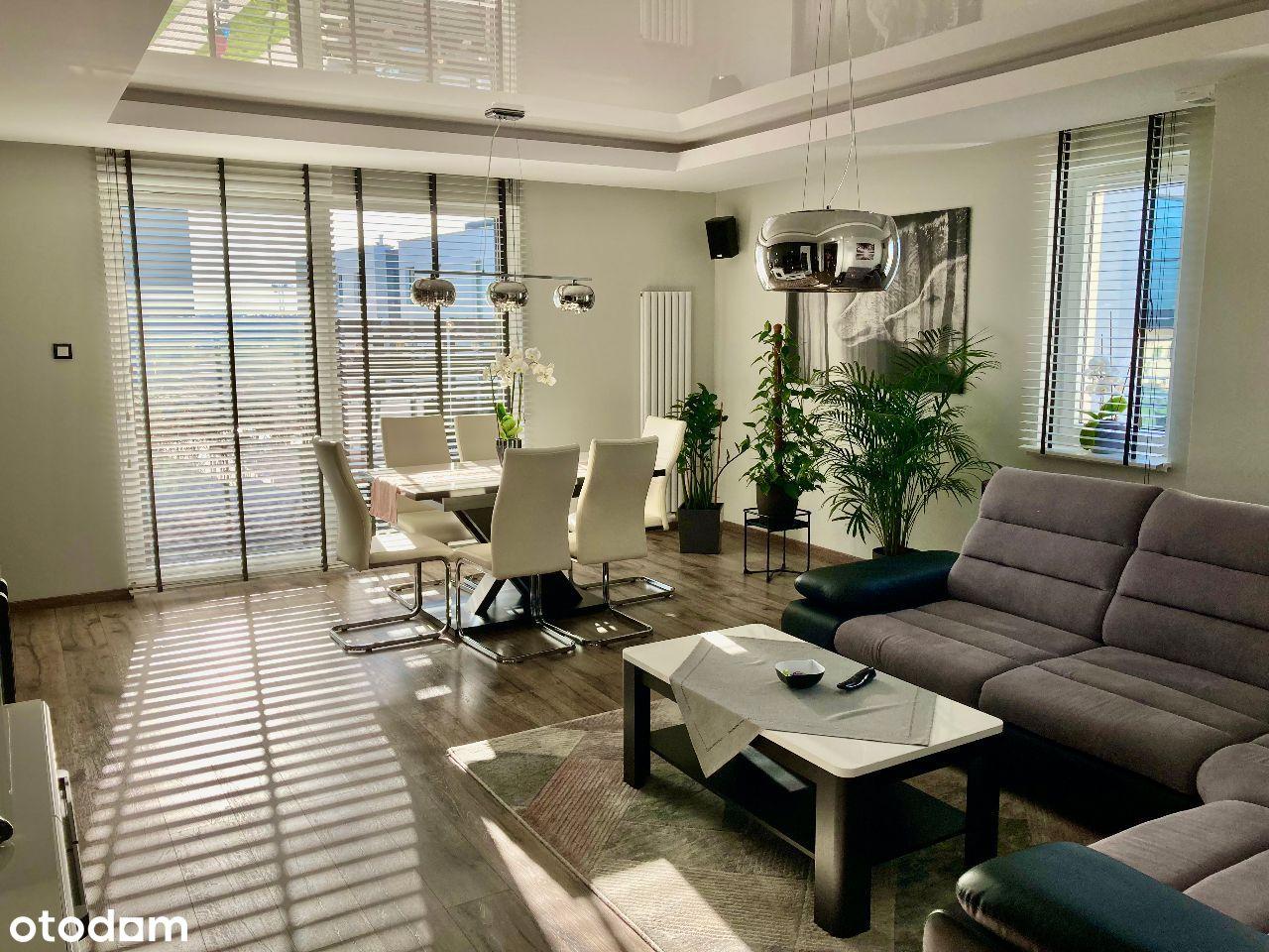 Komfortowe 4-pok. mieszkanie na Osiedlu 3Wymiar