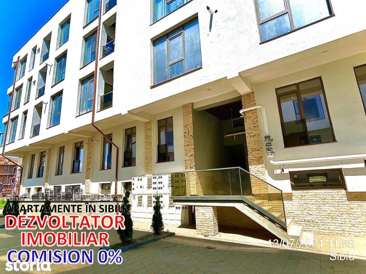 Apartament 2 camere Parter Inalt - Azure Residence - Aleea Sevis