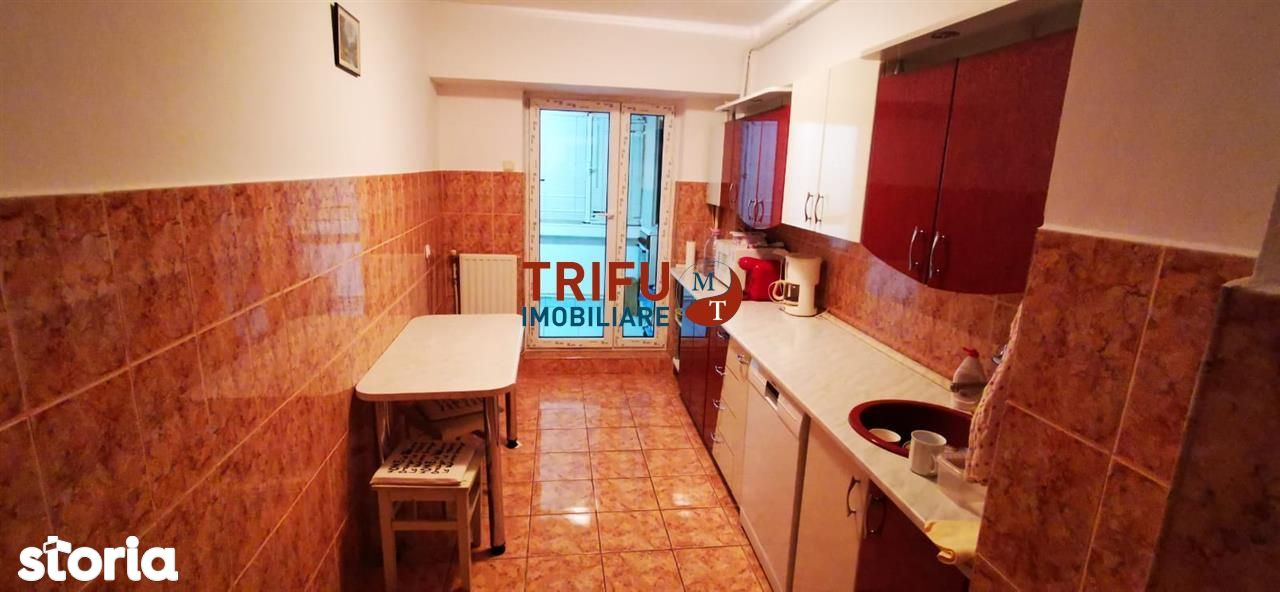 Apartament ultracentral 3 camere, panorama deosebita