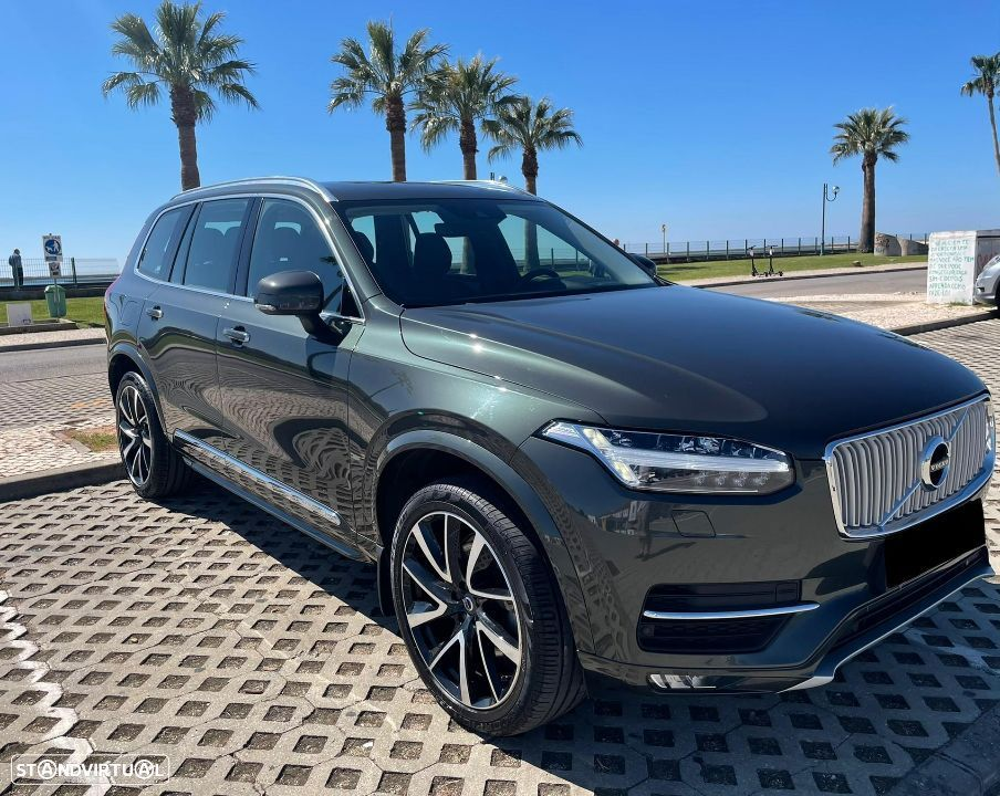Volvo XC 90 2.0 190CV Inscription Geartronic AWD 7 Lugares - 1