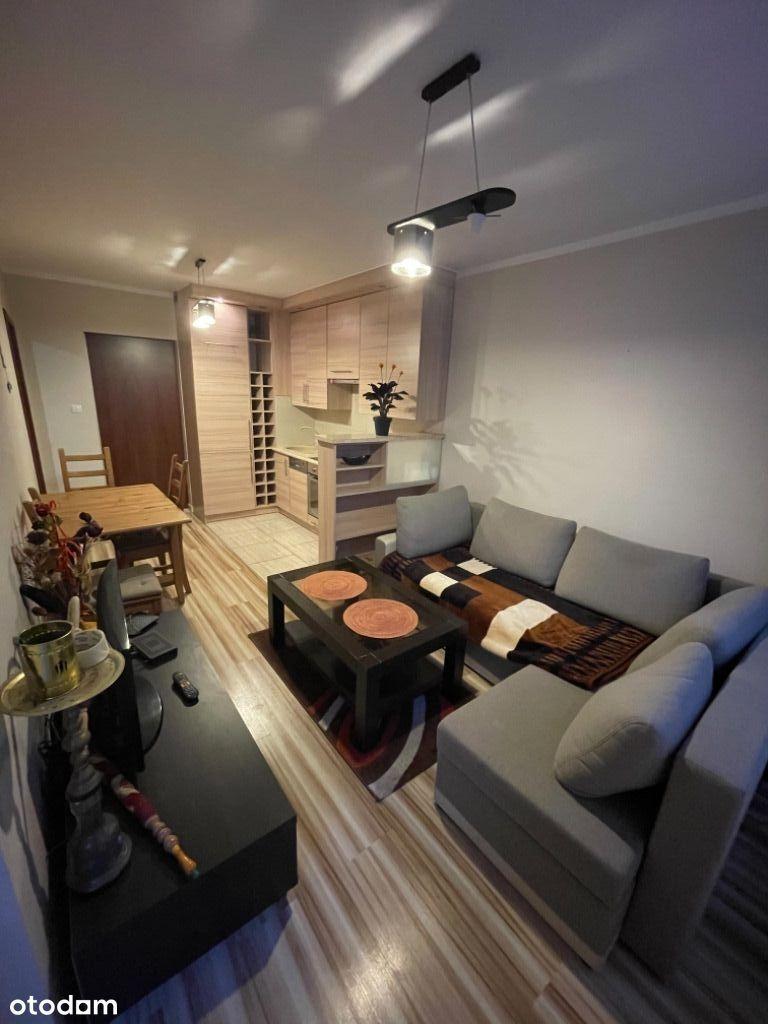Mieszkanie 2 pokoje z dużym tarasem