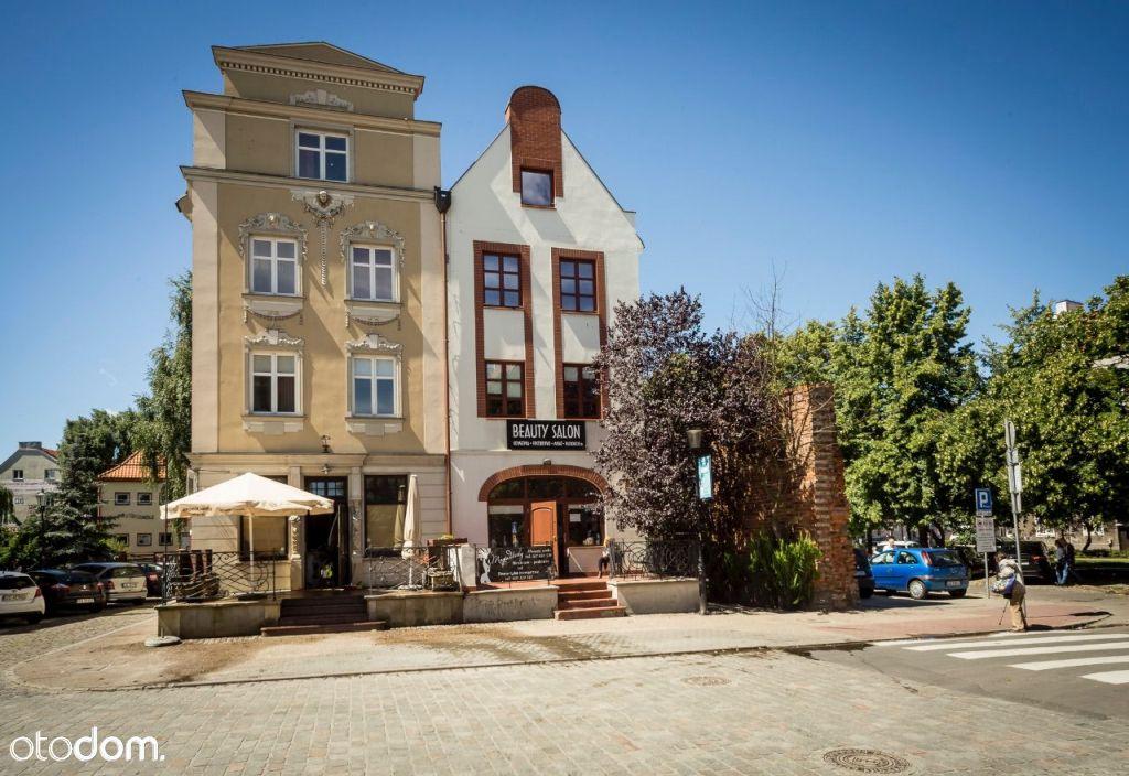 Dwupoziomowy Apartament z Ogrodem w Starym Gdańsku