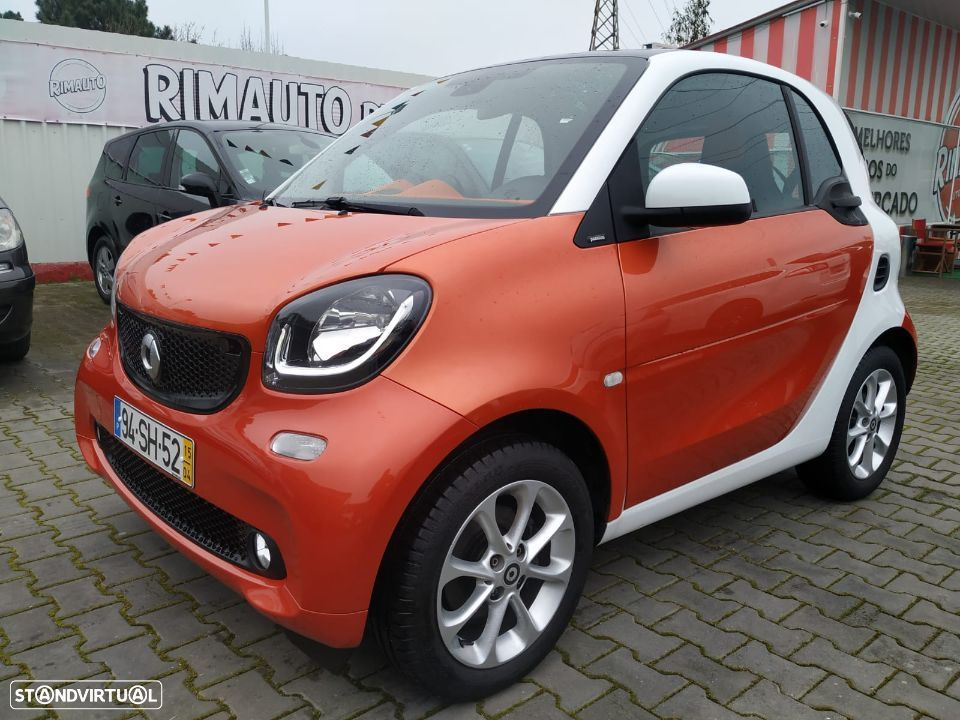 Smart ForTwo 1.0 mhd Passion 71 Softouch - 10