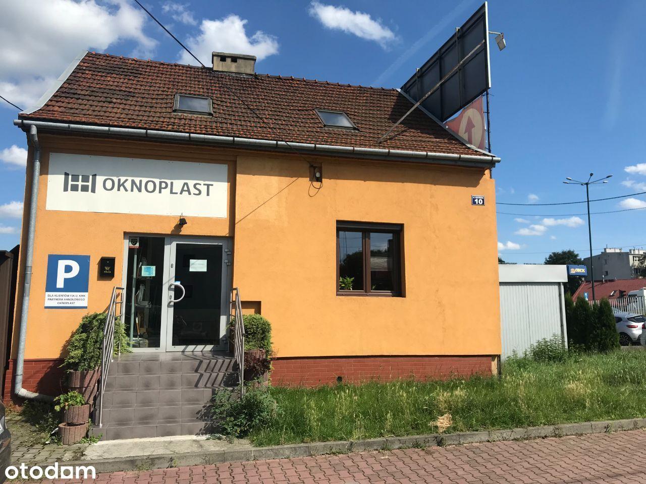 Gdyńska 10 - dom komercyjny ok. 120 m2 z wieloma m