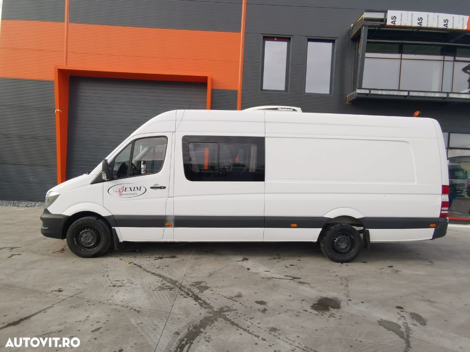 Mercedes-Benz Sprinter 316 - 4