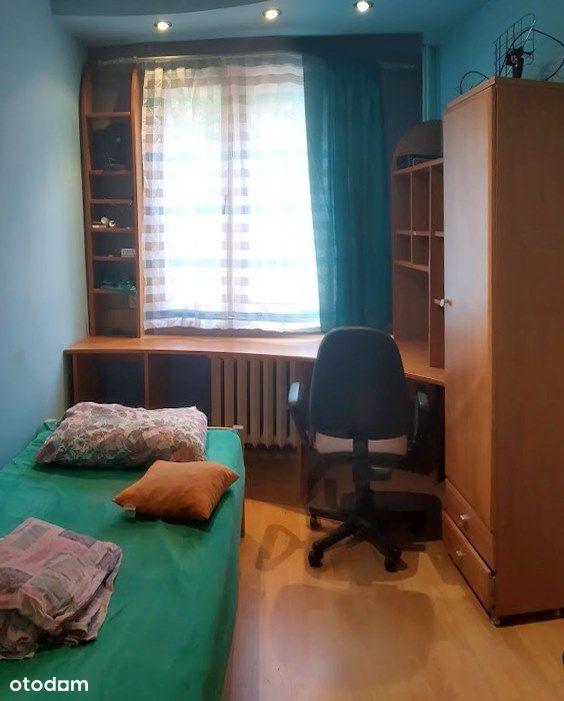 Pokój w mieszkaniu 4-pokojowym na Piaskach Nowych