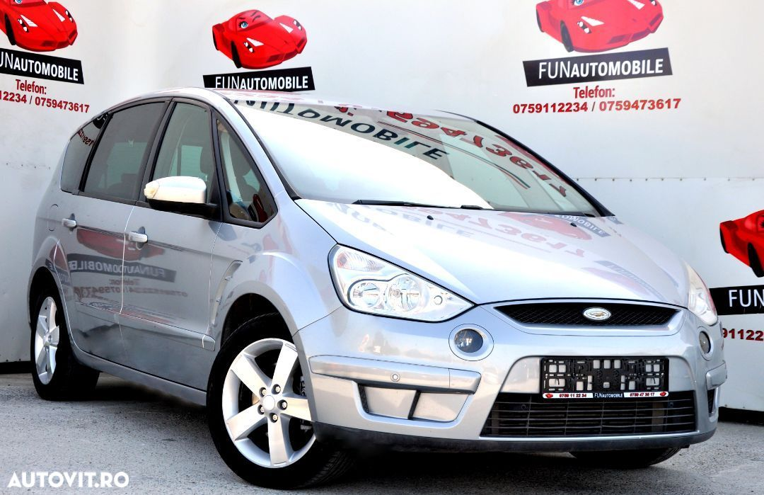 Ford S-Max 1.8 - 2
