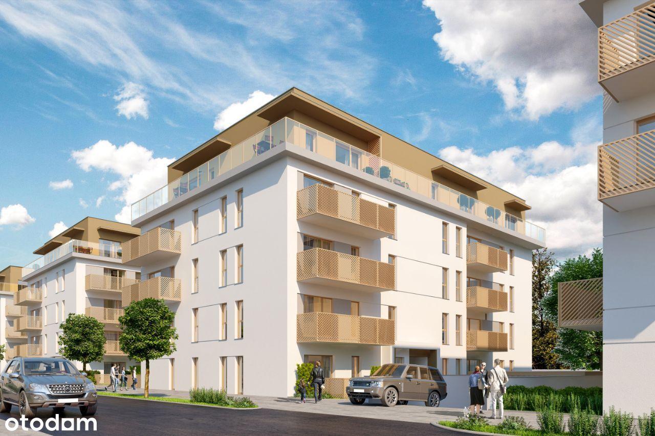 Na sprzedaż nowe mieszkanie 2-pokojowe