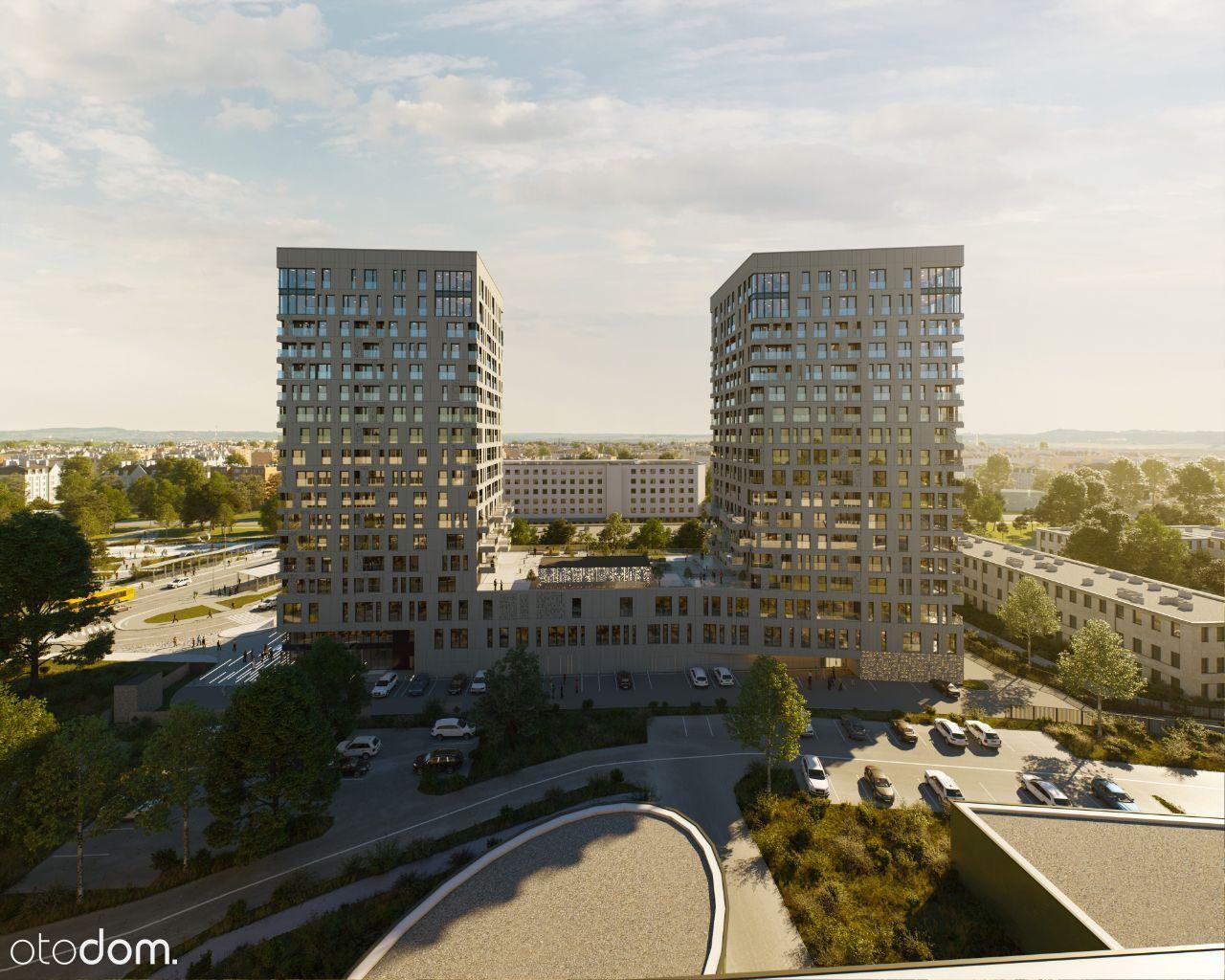 Nowy Lokal Usługowy Sokolska 30 Towers P02/GR01