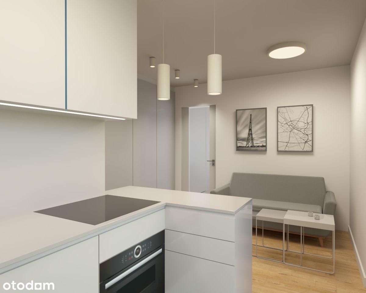 GLIWICE centrum - mieszkanie 3 pokojowe