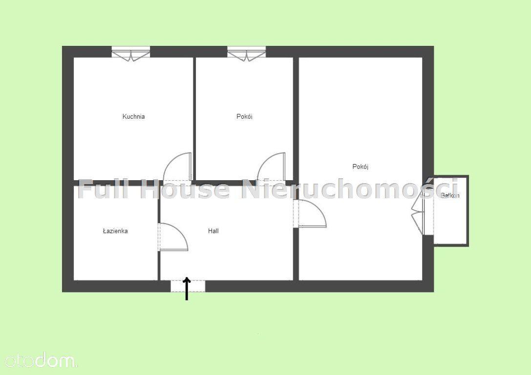 Mieszkanie 38,49 m21 piętro, po remoncie