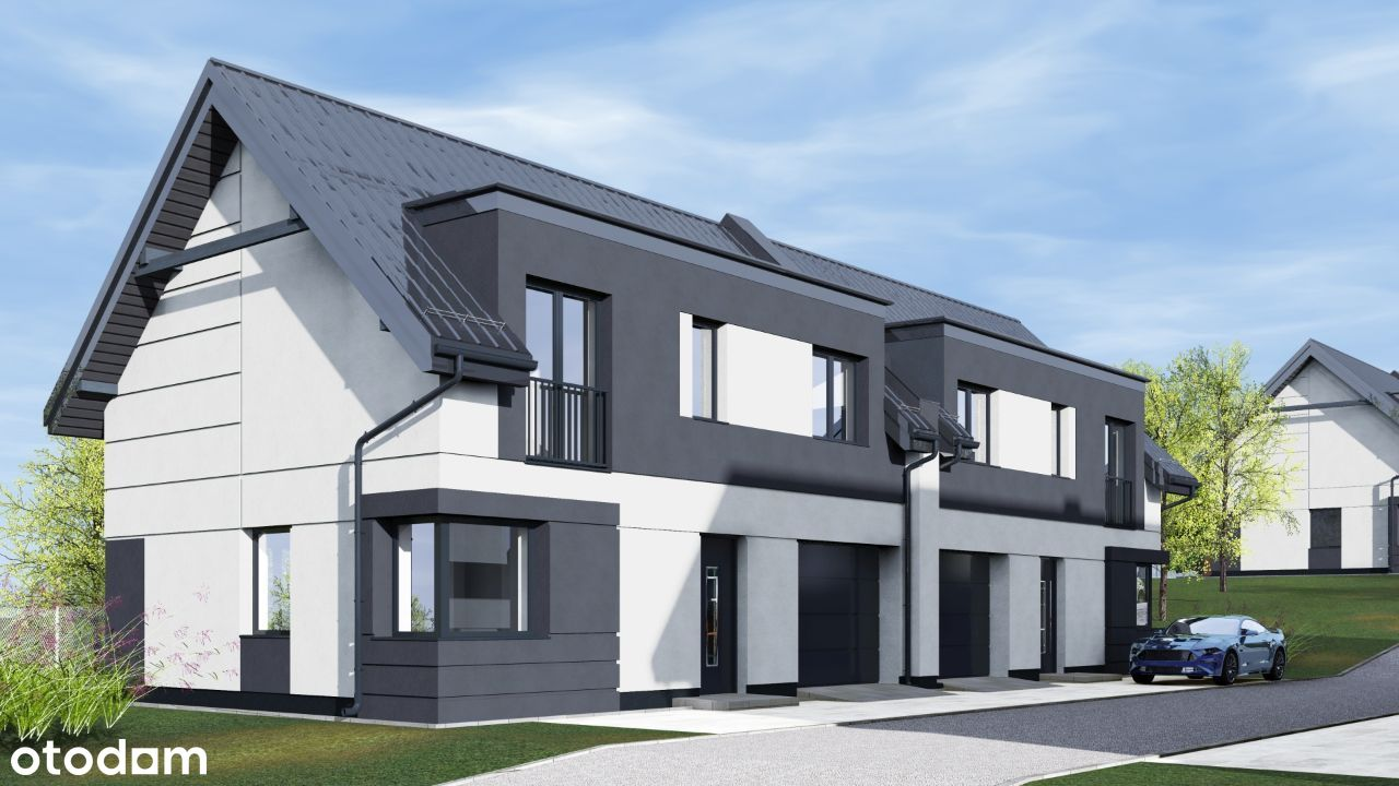 Dom w zabudowie bliźniaczej - od właściciela