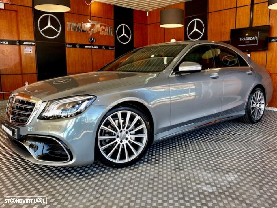 Mercedes-Benz S 300 BlueTEC Hybrid - 12