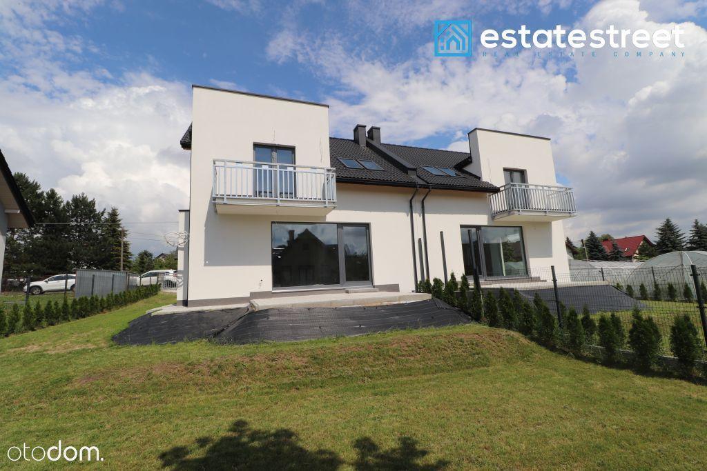 Nowy dom bliźniak, wysoki standard 165m2 lub 330m2