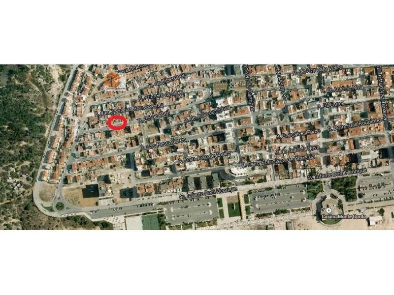 Terreno para comprar, Rua Manuel Tapala, Monte Gordo - Foto 2