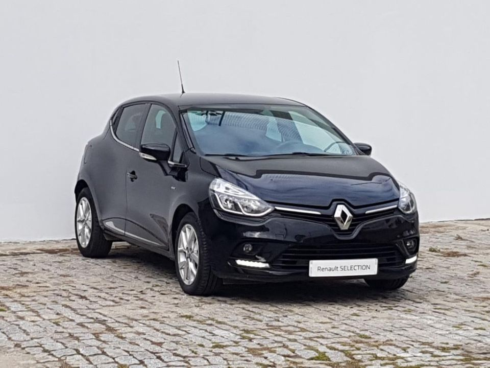 Clio - 0.9 TCe Limited