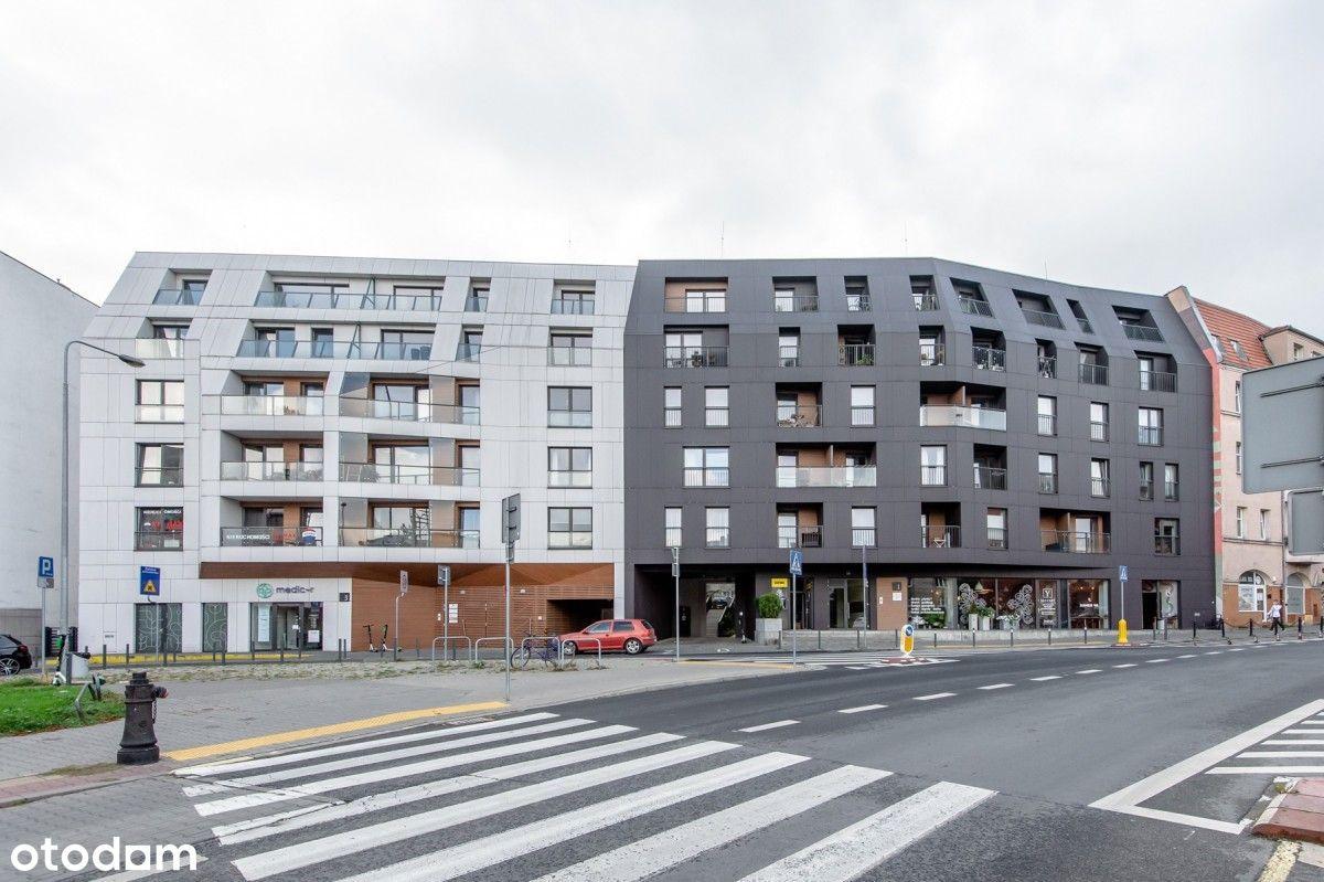 Mieszkanie przy ul. Poznanskiej w Constructa