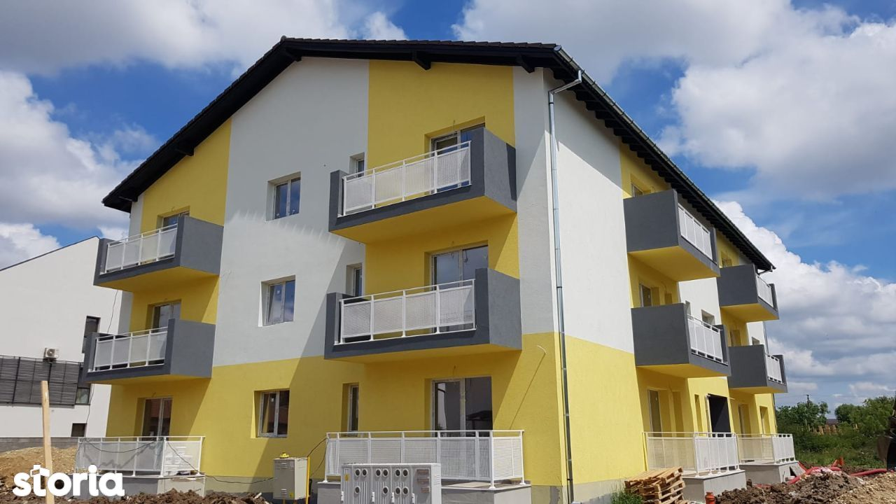 Apartament nou 2 camere la cheie zona rezidentiala