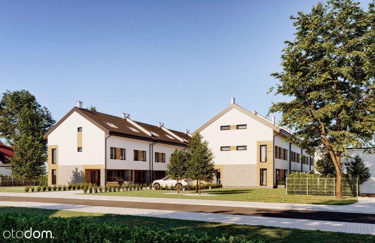 Domy szeregowe w Pruszkowie