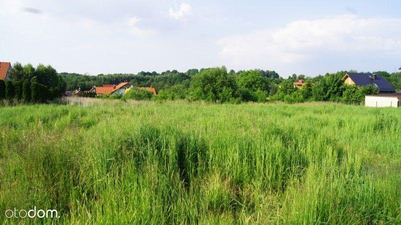 Działka budowlana Mikołów Mokre 900m2