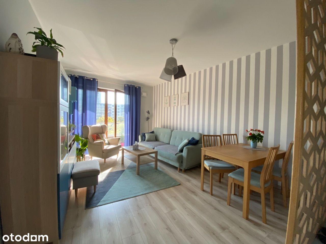 mieszkanie 2-pokojowe z oddzielną kuchnią