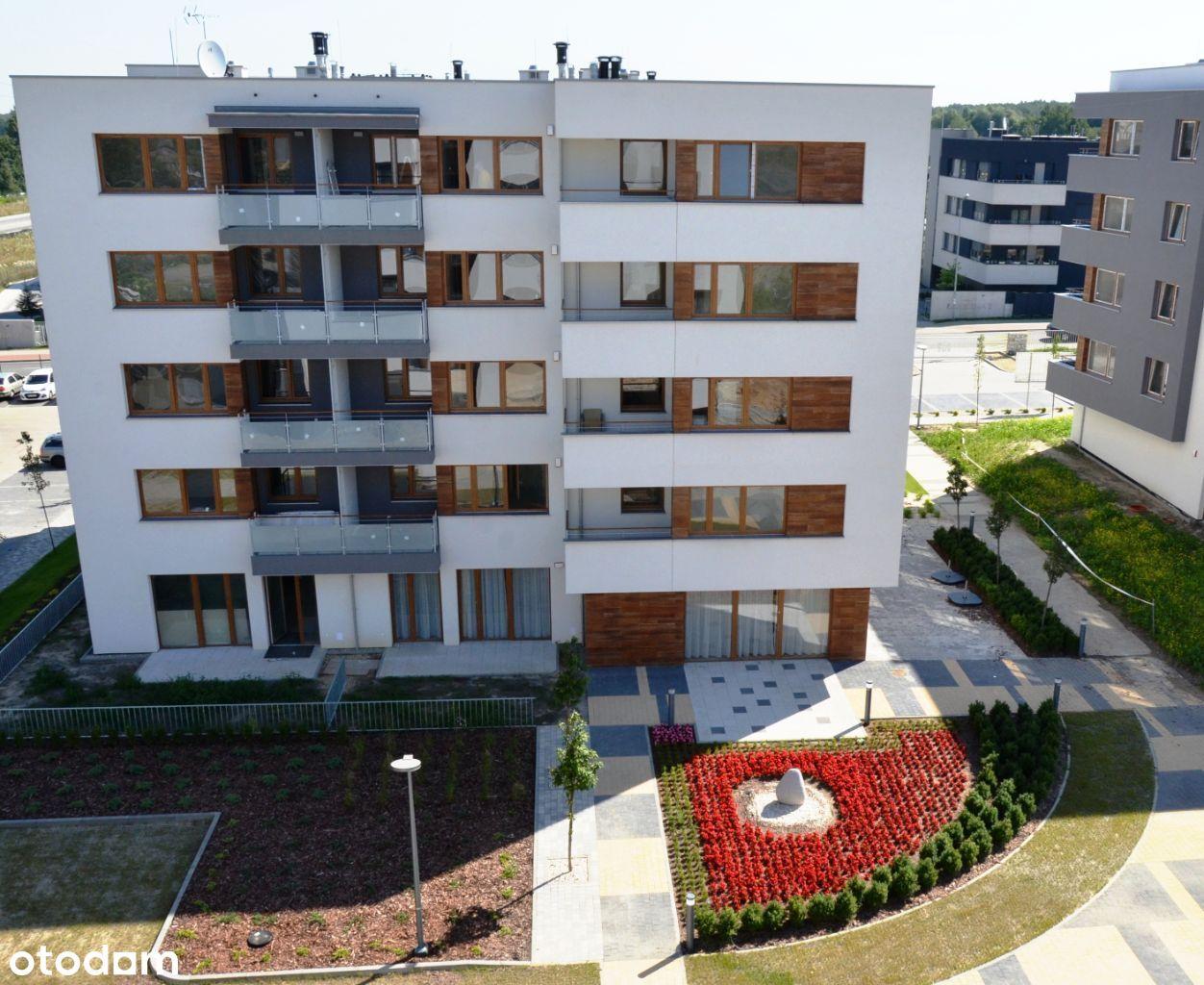 Funkcjonalne mieszkanie na Bażantowie - 68m2