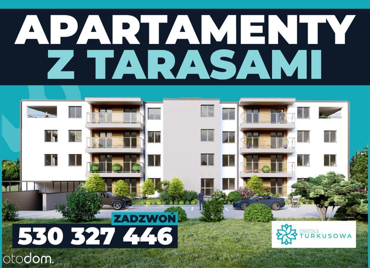 Apartament z południowym tarasem // Nowe Osiedle//