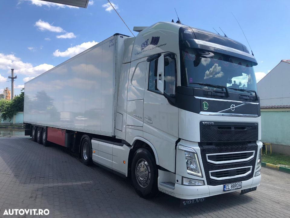 Volvo FH 460 - 8