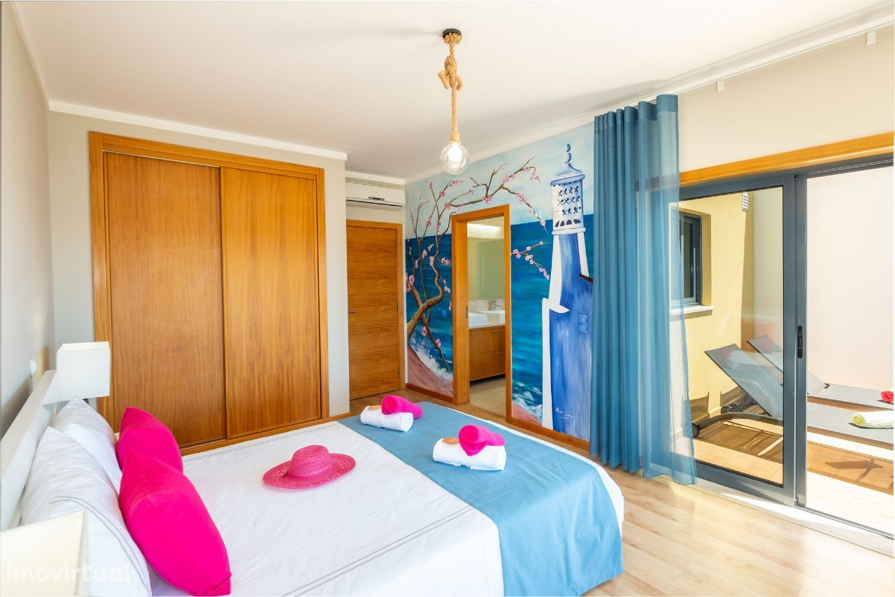 Moradias para férias, Ferragudo, Lagoa (Algarve), Faro - Foto 15