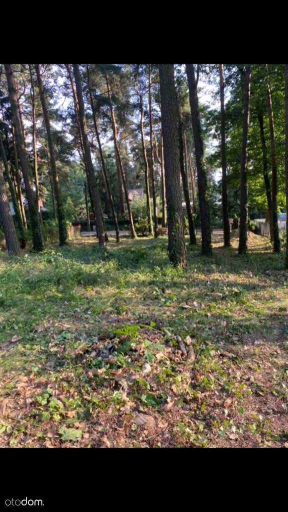 Działka budowlana 8 km od Łodzi