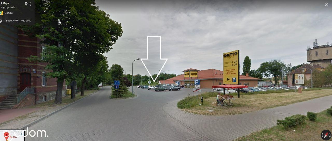 Atrakcyjna działka inwestycyjna w Centrum Brzegu
