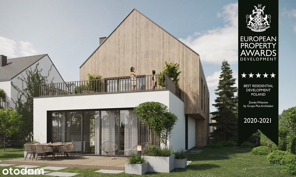 Dom na kameralnym osiedlu na Zawadach. 0% prowizji