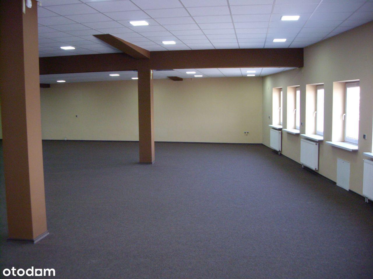 Lokal usługowo – biurowo - magazynowy 350 m2