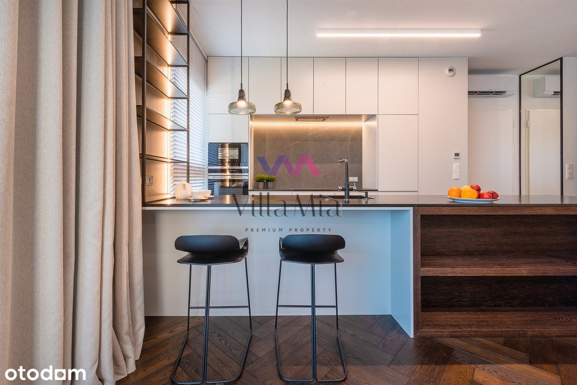 Wyjątkowy, elegancki apartament na Bielanach