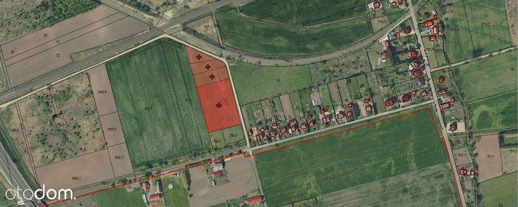 Działka, 7 680 m², Gorzów Wielkopolski