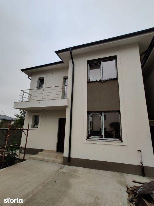 Casa spatioasa in Chiajna finalizata Direct Dezvoltator