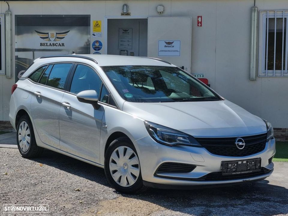 Opel Astra Sports Tourer 1.6 CDTi Selection S/S - 1