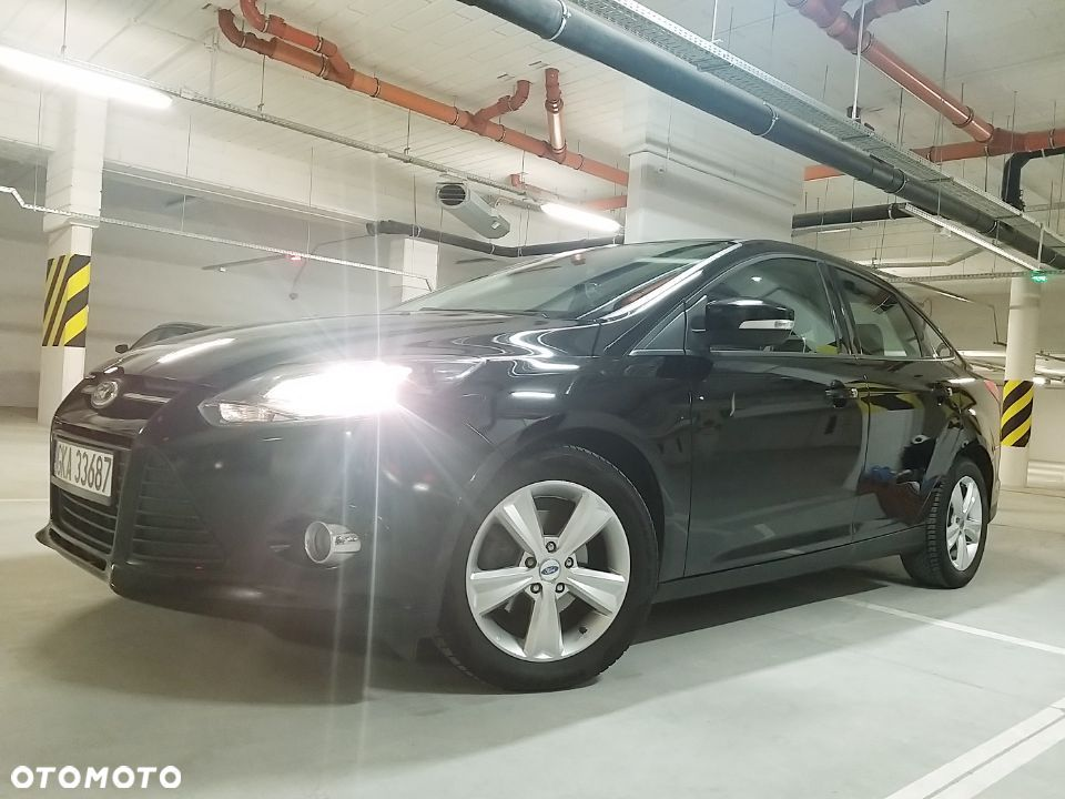 Ford Focus Automat 160KM (119kW) 2.0 - 10